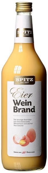 Spitz Eier Weinbrand 1l 16%