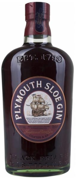 Plymouth Sloe Gin 0,7l 26%