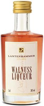 Lantenhammer Walnusslikör 0,05l 30%
