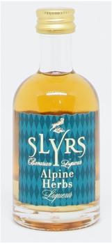 Slyrs Alpine Herbs Liqueur 0,05l 30%