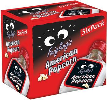Kleiner Feigling American Popcorn 6 x 0,02l 20%