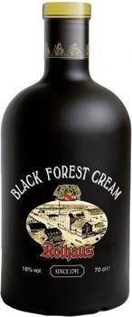 Black Forest Cream Sahnelikör 0,7l 18%