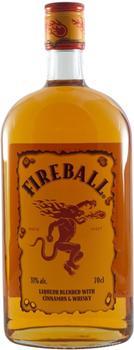 Fireball Cinnamon Whisky 33%