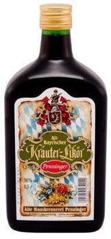 Penninger Altbayrischer Kräuterlikör 30% 0,7l