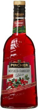 Pircher Moosbeer Cranberry Likör 0,7l