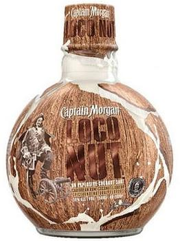 Captain Morgan Loco Nut 0,7l 20%
