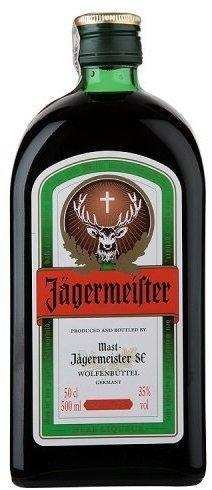 Jägermeister 0,5l 35%