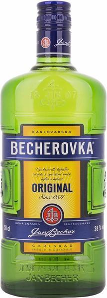 Becherovka Original 0,5l 38%