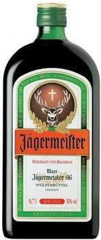 Jägermeister Tin Box 0,7l 35%