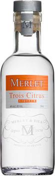 Merlet Trois Citrus Triple Sec 0,2l
