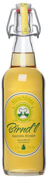 Hirschkuss Birnd´l Birnenbrandlikör 0,5l