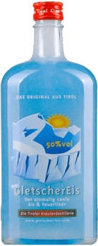 Brennerei Baumann Gletscher Eis 0,7l 50%