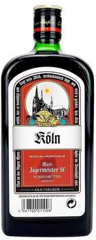 Jägermeister 35% 0,7l Köln Karneval Edition