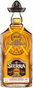 Sierra Spiced Licor con Tequila Edición Especial 0,7l 25%