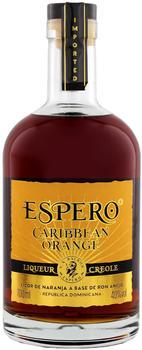 Ron Espero Caribbean Orange Creole Rumlikör 0,7l 40%