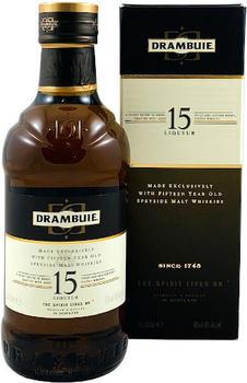 Drambuie 15 Jahre 0,5l 43%