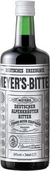 Meyer's Bitter Deutscher Alpenkräuter 0,7l 38%