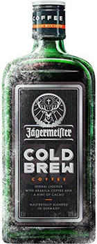 Jägermeister Cold Brew Coffee 33% 0,5l