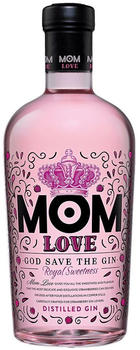 Gonzalez Byass MOM Love Royal Sweetness Pink Gin 37,5% 0,7l