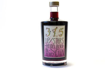 Upstairs 315 Upstairs Heidelberg Bilberry Sloe Gin 0,5l 31,5%