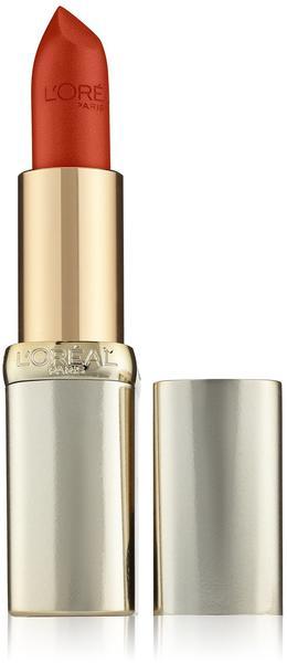 L'Oréal Color Riche Lipstick - 163 Magic Orange (5 ml)
