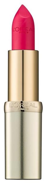 L'Oréal Color Riche Lipstick - 370 Crazy Fuchsia (5 ml)