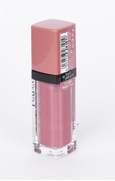 Bourjois Rouge Edition Velvet Lipstick Don't Pink Of It! (7,7ml)