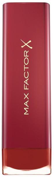 Max Factor Colour Elixir Lipstick 1 Marilyn Ruby Red, 1er Pack (1 x 4 g)