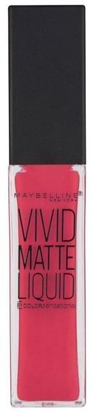 Maybelline Vivid Matte Liquid 40 Berry Boost