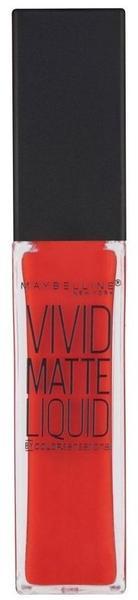 Maybelline Vivid Matte Liquid 35 Rebel Red