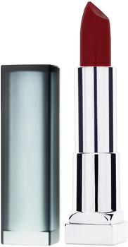 Maybelline Color Sensational Creamy Mattes Lipstick 970 Daring Ruby (4g)