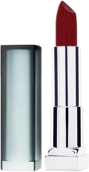 Maybelline Color Sensational Creamy Mattes Lipstick 970 Daring Ruby (4g)
