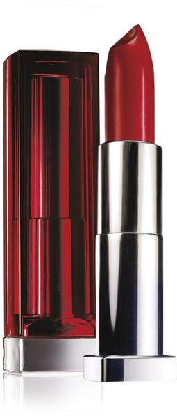 Maybelline Color Sensational Lipstick 470 Red Revolution (4,4 g)