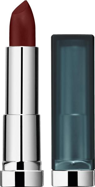 Maybelline Color Sensational Creamy Mattes Lipstick 978 Burgundy Blush (4g)