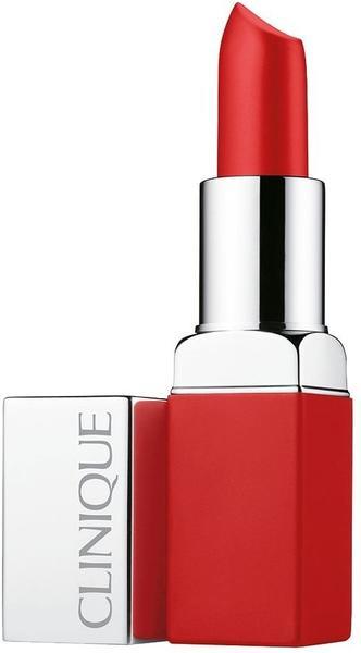 Clinique Pop Matte Lip Colour + Primer - 03 Ruby Pop (3,9 g)