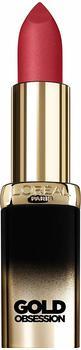 L'Oréal Gold Obsession Lipstick - 44 Rose Gold (7ml)
