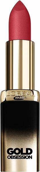L'Oréal Gold Obsession Lipstick - 44 Rose Gold (7ml)