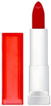 Maybelline Color Sensational Vivids Lipcolor 916 Neon Red