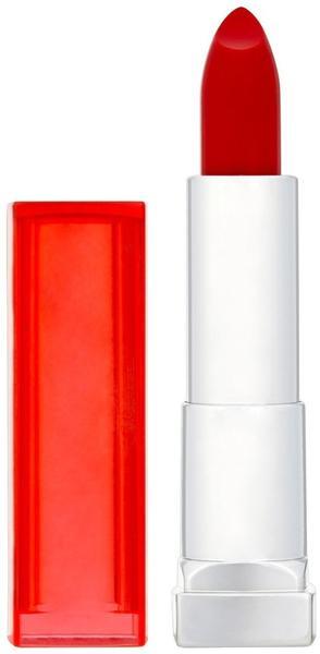 Maybelline Color Sensational Vivids Lipcolor 916 Neon Red