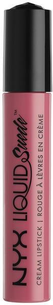 NYX Liquid Suede Cream Lipstick 09 Tea & Cookies (4ml)