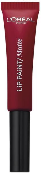 L'Oréal Infaillible Matte Paint Nr 204 Red Actually (8ml)