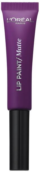 L'Oréal Infaillible Matte Paint Nr 207 Wuthering Purple (8ml)