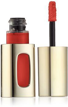LOréal Paris LOreal Paris Lippen Color Riche LExtraordinaire, 301 Rouge Sopranopflegende Kombination aus Lippenstift und Lipgloss - für volle Lippen mit Glanz, 1er Pack