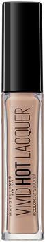 Maybelline Color Sensational Vivid Hot Lacquer Lipgloss 60 Tease (7,7ml)