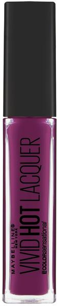 Maybelline Color Sensational Vivid Hot Lacquer Lipgloss 76 Obsessed (7,7ml)
