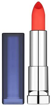 Maybelline Color Sensational Loaded Bolds Lipstick 883 Orange Danger (4ml)