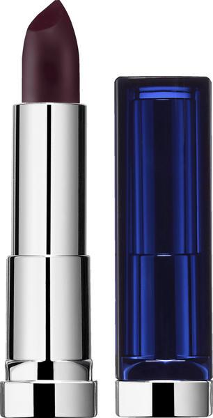 Maybelline Color Sensational Loaded Bolds Lipstick 887 Blackest Berry (4ml)