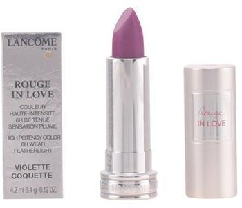 Lancôme Rouge In Love (Violette Coquette)