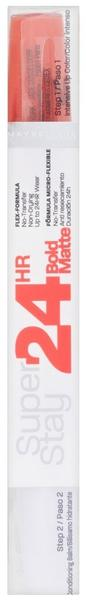 Maybelline Superstay 24H Color - 815 Fire Corail