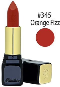 Guerlain Kiss Kiss Lipstick - 345 Orange Fizz (3,5 g)